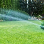 Huffman sprinkler repair