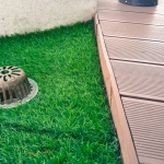 Balcones Heights lawn drainage